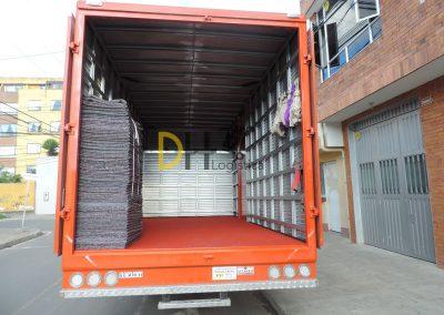 Flota de Camiones DH Logistica 002