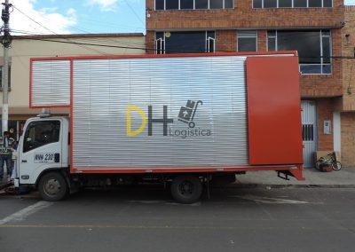 Flota de Camiones DH Logistica 003