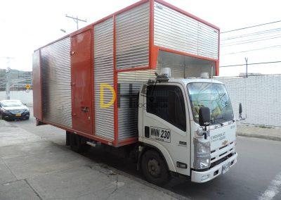 Flota de Camiones DH Logística 004