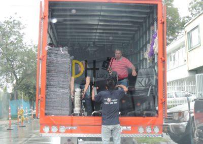 Flota de Camiones DH Logistica 001