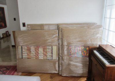 Embalaje especial en DH Logistica